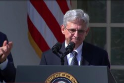 SCOTUS nominee meets with 1st GOP senator