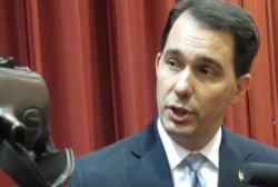 Can Walker's Cruz endorsement have impact?