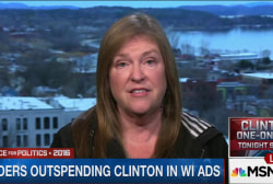 Jane Sanders on Trump's abortion remarks