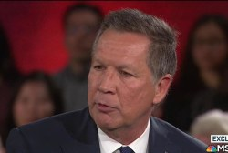 Kasich on injustices in black communities
