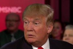 Donald Trump advocates punishment for...