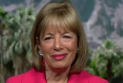 Rep. Speier: Donald Trump is 'deranged'
