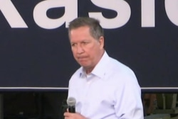 John Kasich touts bipartisan work in Ohio
