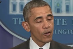 Pres. Obama: Only congress can close tax...