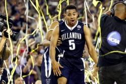 Villanova wins NCAA Championship