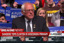 Sanders: 'Much more' to be done on health...
