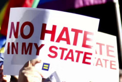 Mississippi Governor signs anti-LGBT bill