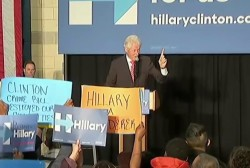 Robinson: Black voters will support Clinton