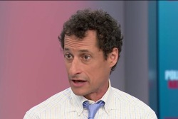 Anthony Weiner: Donald Trump is a 'phony'