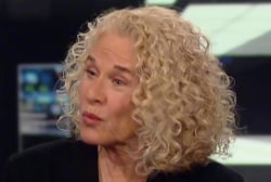 Carole King weighs in on the Battle for...