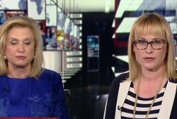 Arquette and Rep. Maloney on gender pay gap