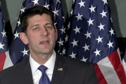 Speaker Ryan: 'Count me out' for...