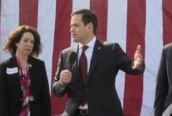 The start of a Cruz-Rubio ticket?