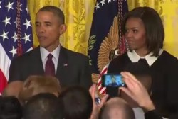 Obama honors African American achievements