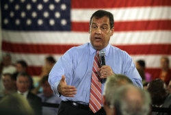 LIVE VIDEO: Christie hosts 123rd town hall