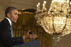 LIVE: Pres. Obama honors Jewish Americans