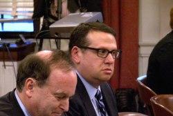 Key bridge scandal player talks to feds