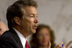 Rand Paul versus the Neocons?