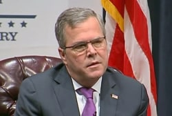 Could Jeb Bush win a Republican primary?