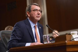 LIVE VIDEO: Sec. Carter appears at House...