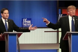 Zingers at Fox GOP debate