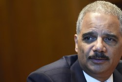 LIVE VIDEO: Eric Holder responds to DOJ...