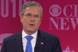 Jeb: I'm tired of Trump going after my family