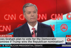 Lindsey Graham: 'I miss George W. Bush'