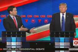 Rubio and Trump sound off on illegal workers