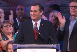 Cruz confident he can beat Trump