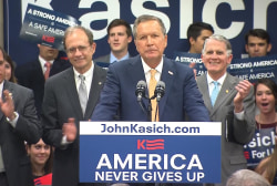 Kasich still confident after Super Tuesday