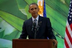 Presidents Obama, Aquino hold press...