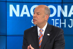 What keeps DHS Secy. Johnson up at night