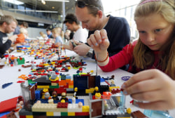 LIVE VIDEO: How Lego education, therapy...
