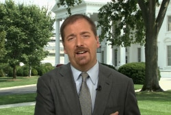 Chuck Todd: Obama faces a tough fight in...