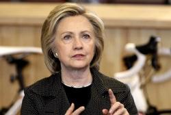 Clinton has 'no good options' on trade