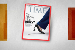 Can anybody topple Hillary in 2016?