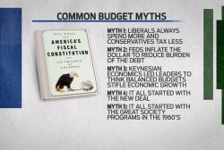 The many myths about America's budget