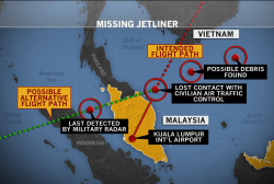 Search radius for plane continues to expand