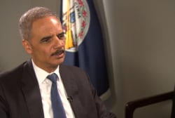 Full video: Eric Holder talks to Ari Melber