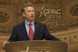 Rand Paul's America involves lots of oil