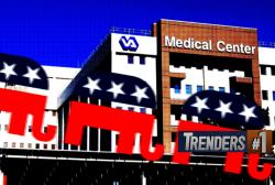Republicans refuse to fund the VA
