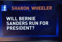Sen. Sanders' potential White House run
