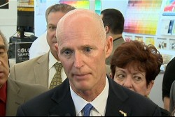 Rick Scott renews assault on voting rights