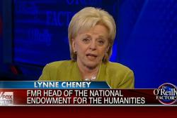 Lynne Cheney's Clinton conspiracy