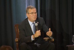 Is Jeb Bush not conservative 'enough?'