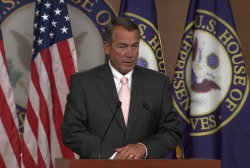 Boehner to sue Obama over Obamacare