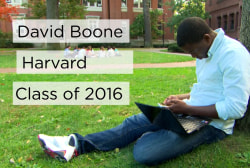 From homelessness to Harvard