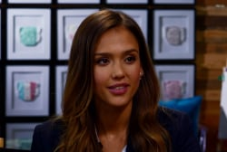 Jessica Alba talks Honest Company success