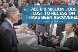 Deconstructing the jobs report